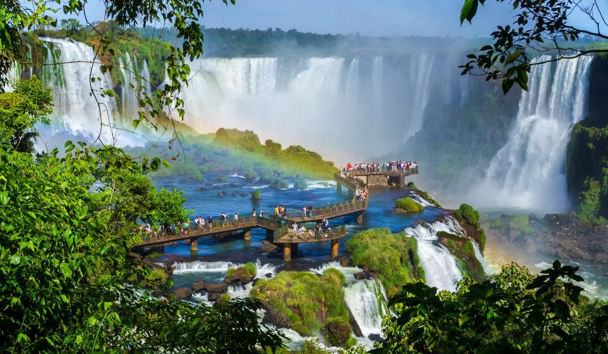Пътуване в ритъма на Южна Америка