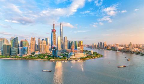 Китай - Шанхай и Пекин