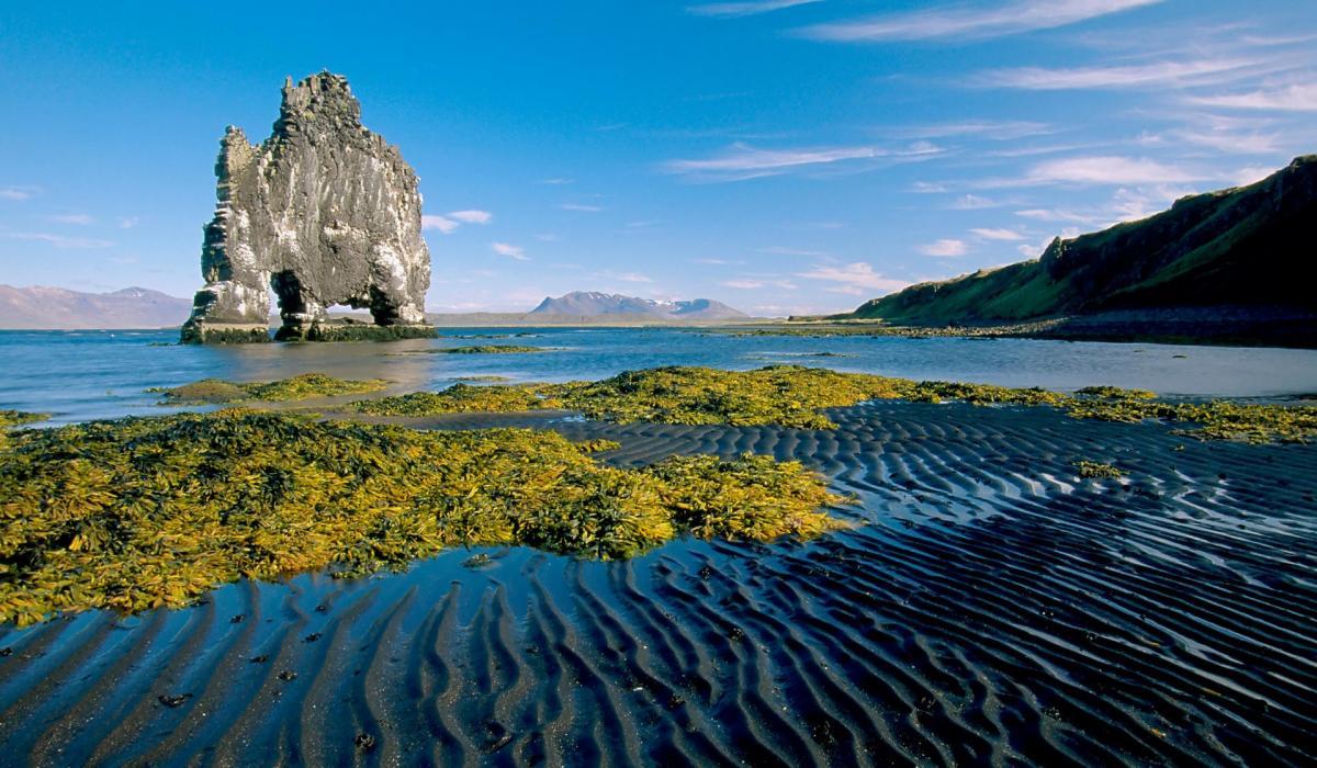 Исландия - страната на елфите и троловете