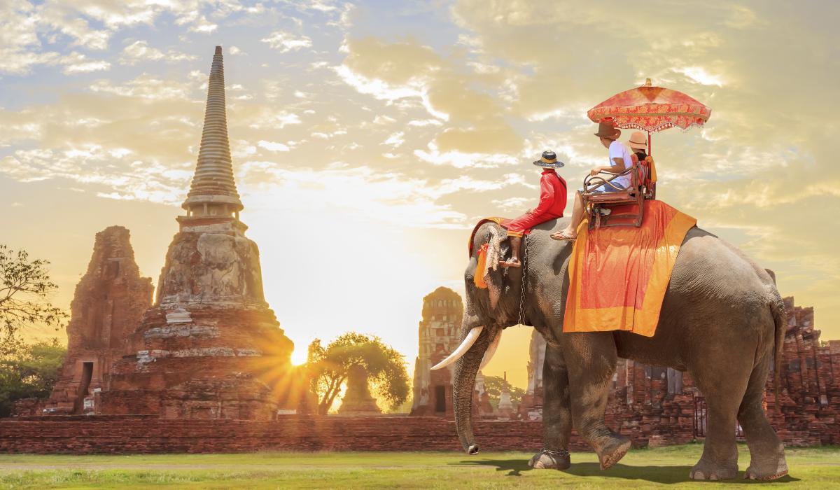 Северен Тайланд и Андаманско море