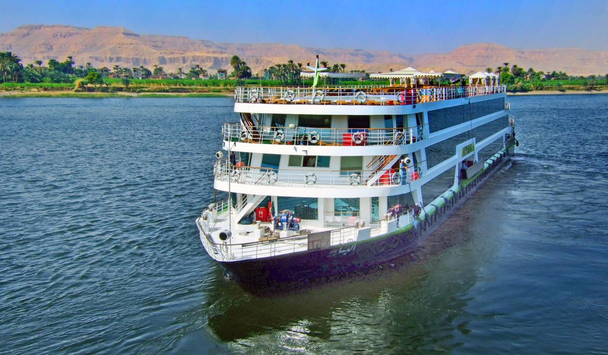 3 дни Круиз по Нил и 4 дни в Хургада
