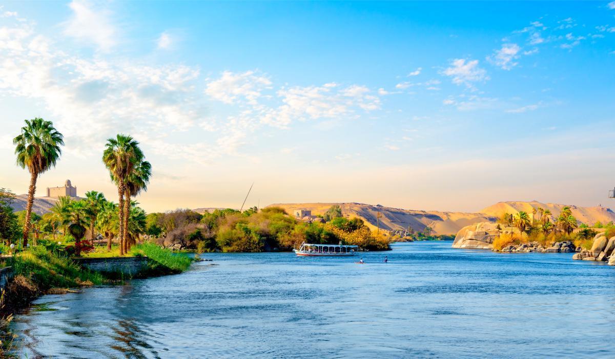 4 дни Круиз по Нил и 3 дни в Хургада