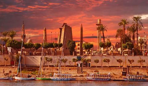 4 дни Круиз по Нил и 3 дни в Хургада 2020
