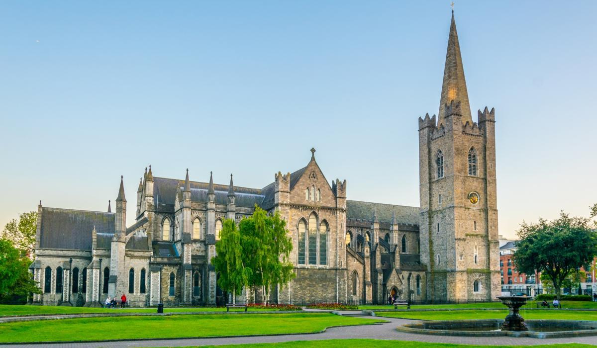 Дъблин — духът на ирландската Коледа