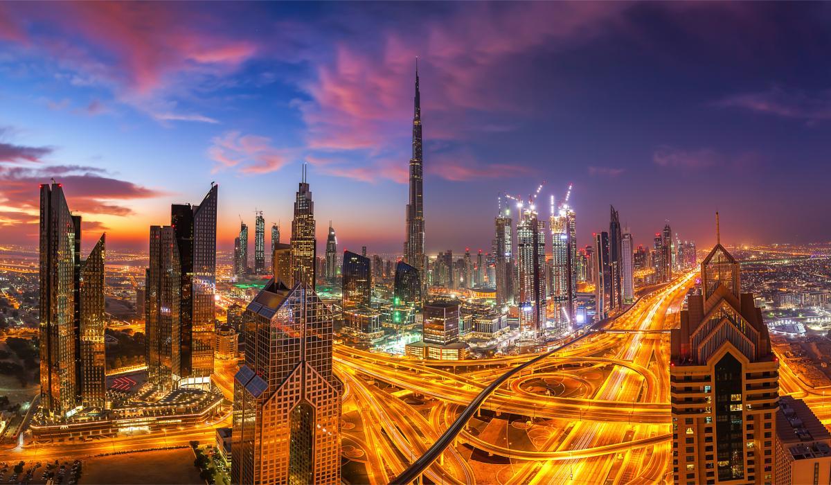 Дубай - Рай в Ориента - Пролет 2019