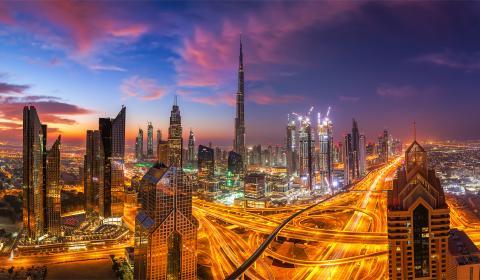 Дубай - Рай в Ориента