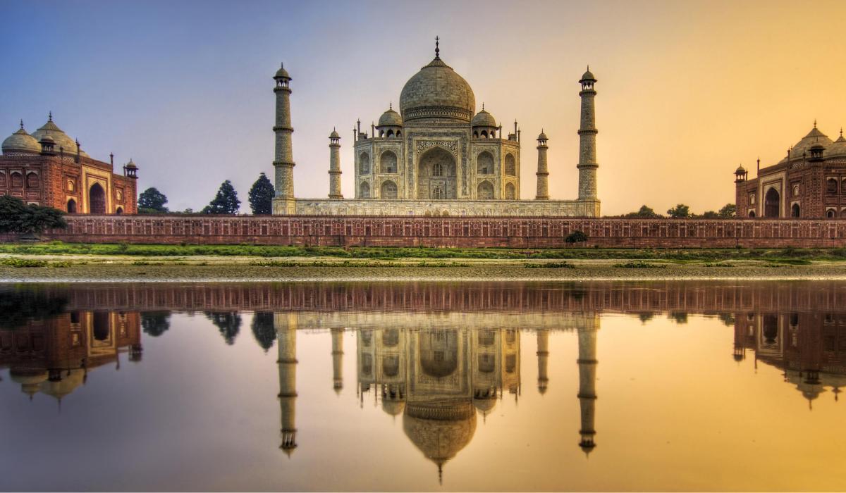 Индия - Златния триъгълник - 01.04.2019