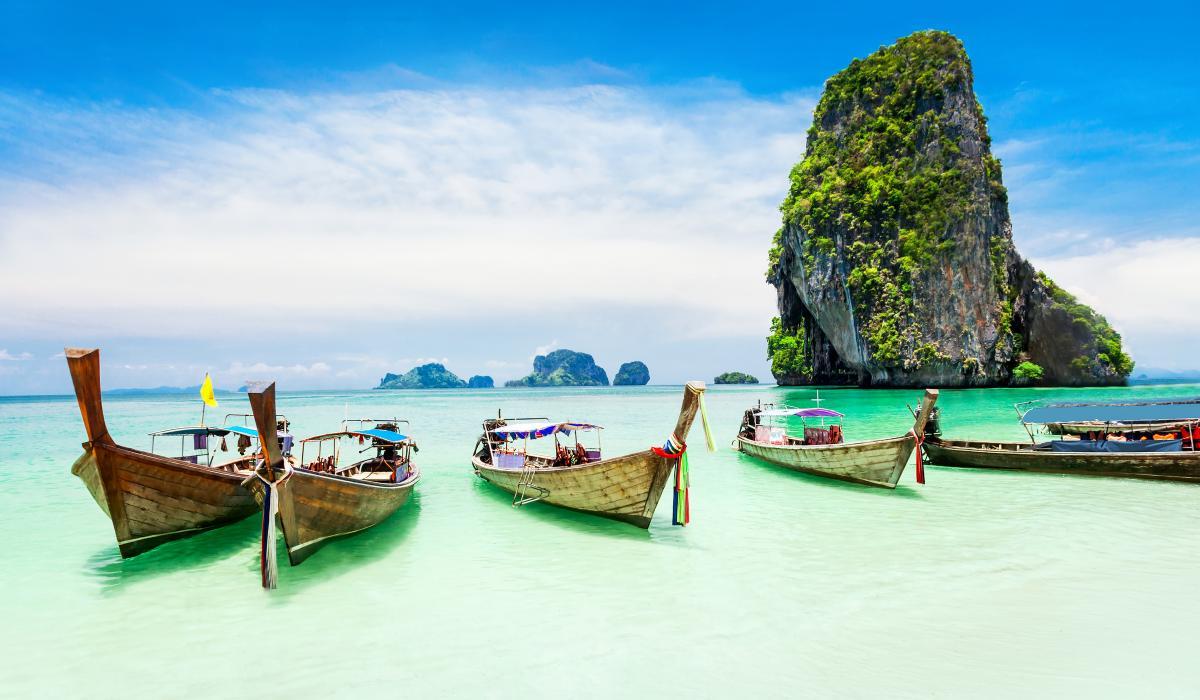 Почивка на остров Пукет - Тайланд
