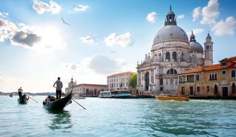 Приказната Венеция - 01.04.2019