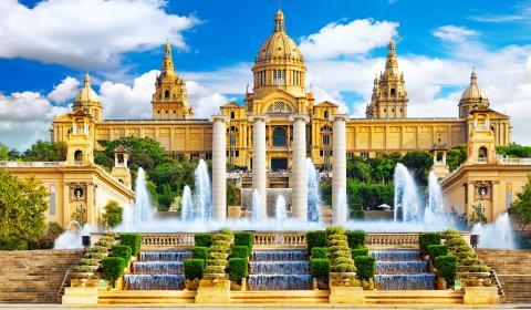 Колоритната Барселона - 4 дни