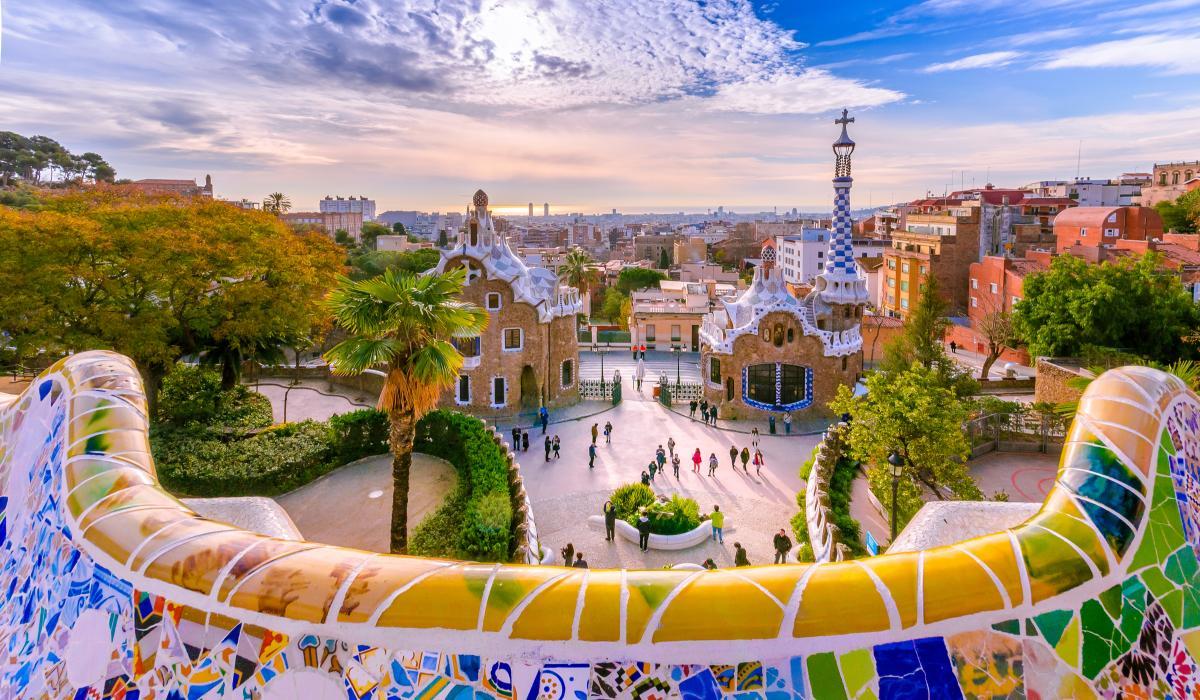 Колоритната Барселона - 5 дни