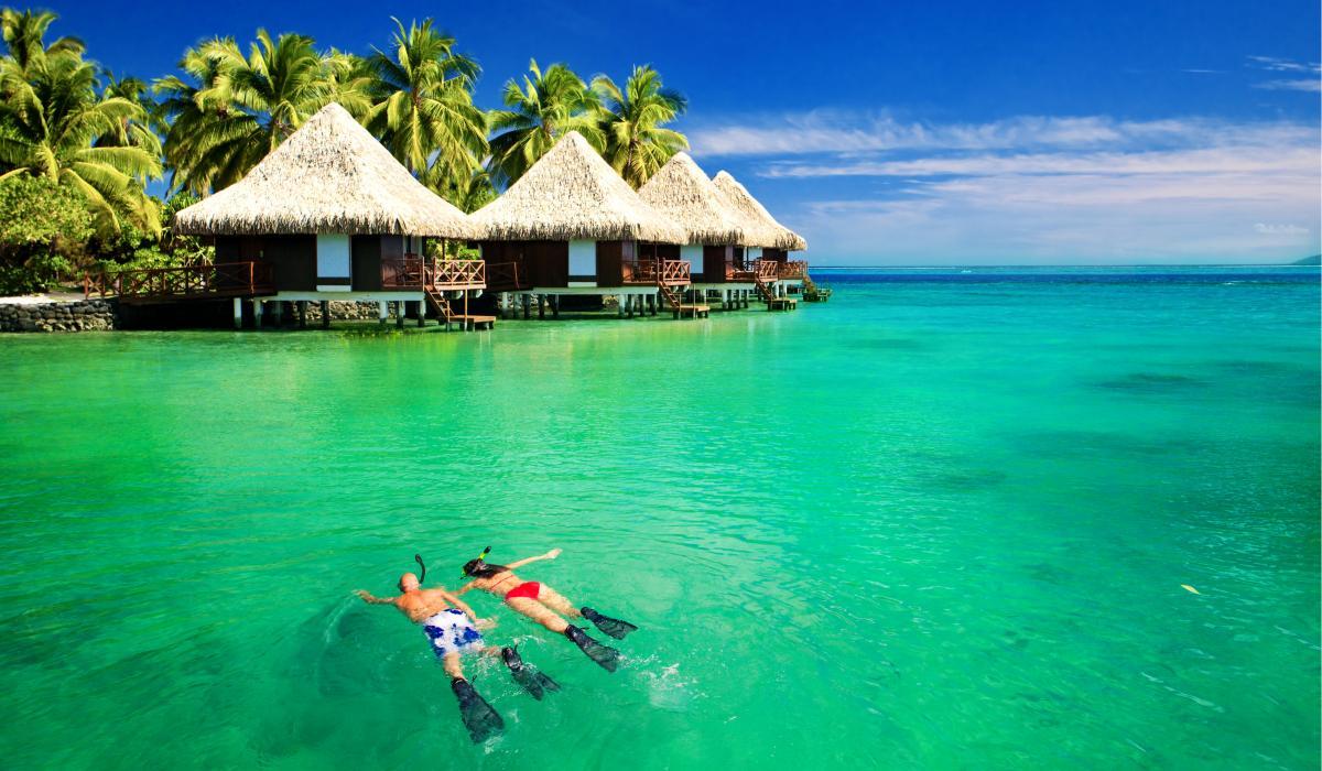 Почивка на остров Мавриций