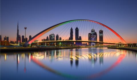 Дубай - Рай в Ориента - 8 дни
