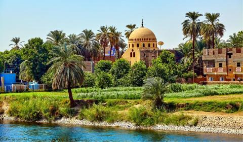 Круиз по Нил и пирамидите в Кайро