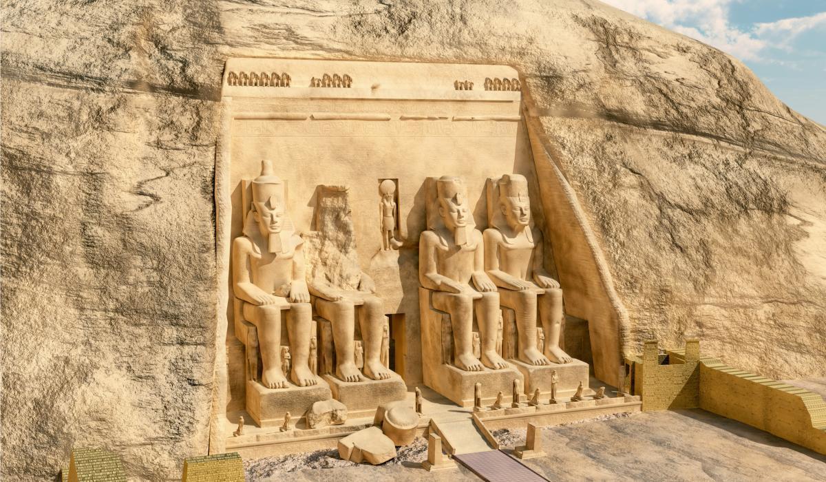 Пирамидите в Кайро и Круиз по Нил