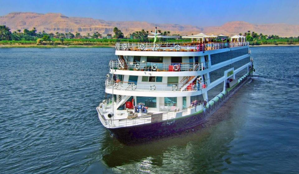 Cruises Ship Nile