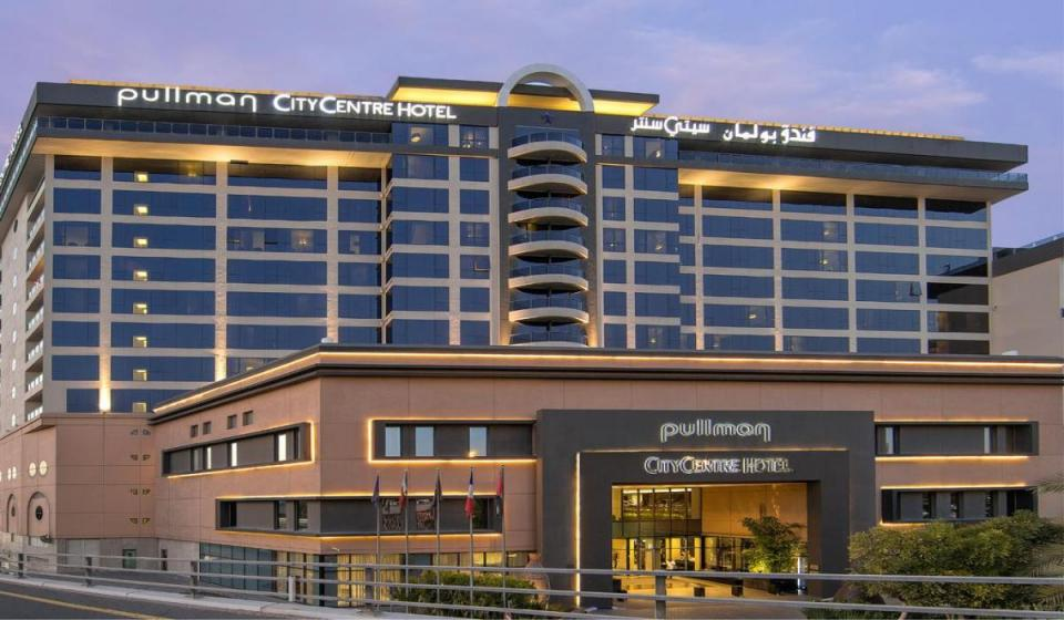 Pullman Dubai Creek City Centre 5*