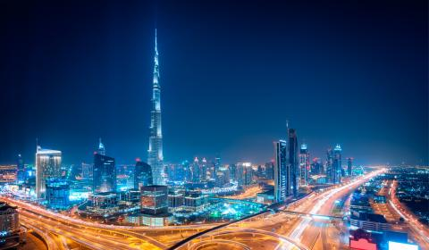 Дубай - Рай в Ориента - Есен 7 дни