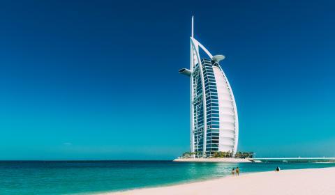 Дубай - 6 дни - Промо за септември