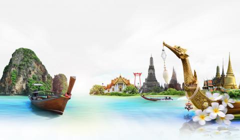 Нова година в Тайланд - Пукет и Бангкок