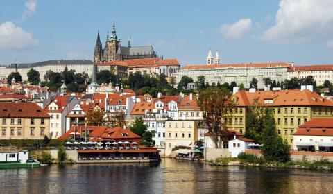 Прага - вълшебна и очарователна