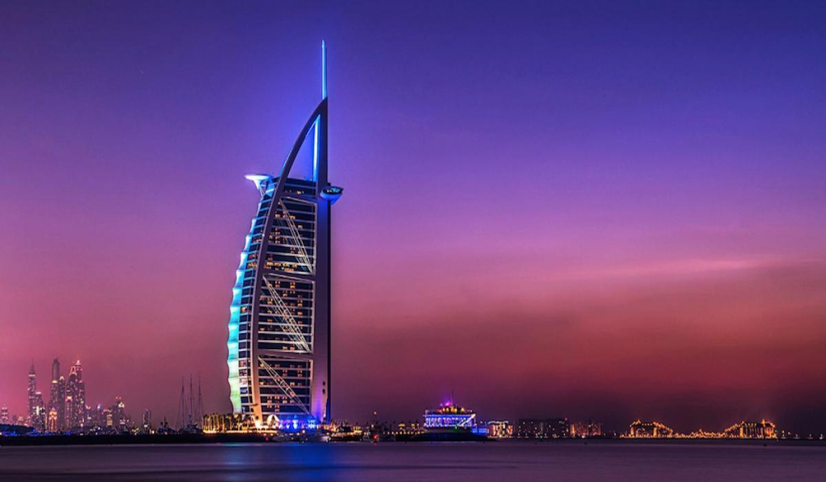 Нова година в Дубай - 7 дни