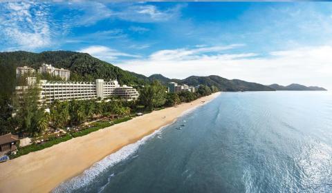 Сингапур + Малайзия и плаж на о-в Пенанг