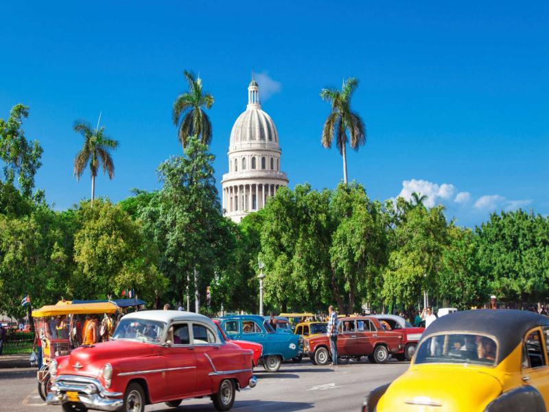 Карибски круиз  из Белиз, Хондурас, Мексико и Куба