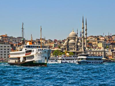 Истанбул  - фестивал на лалетата