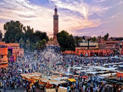 Мароко- от имперските столици до загадките в Сахара