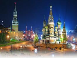 Нова Година в Москва 2020