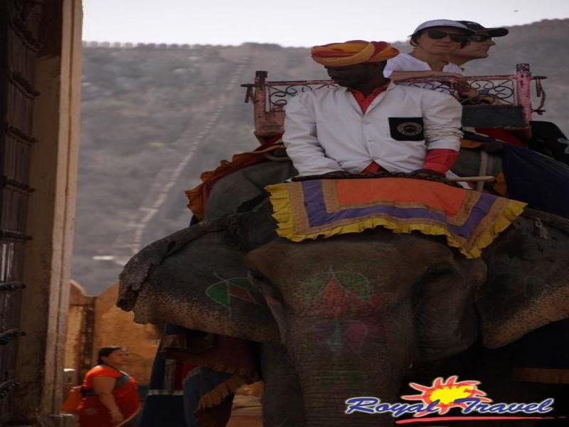 Екскурзия в Индия - Златният триъгълник с Навалгарх и йога практика