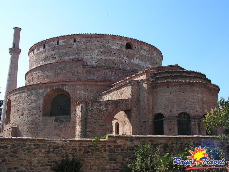 Екскурзия до Солун, Паралия и Метеора