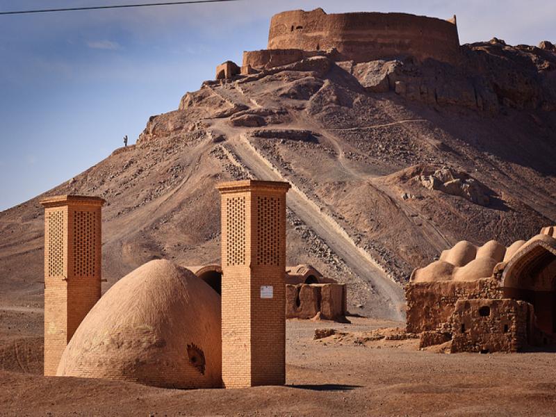 Иран - магнетичният наследник на Древна Персия