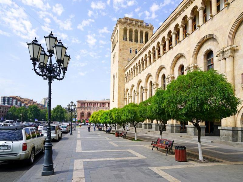 Армения перлата на Кавказ