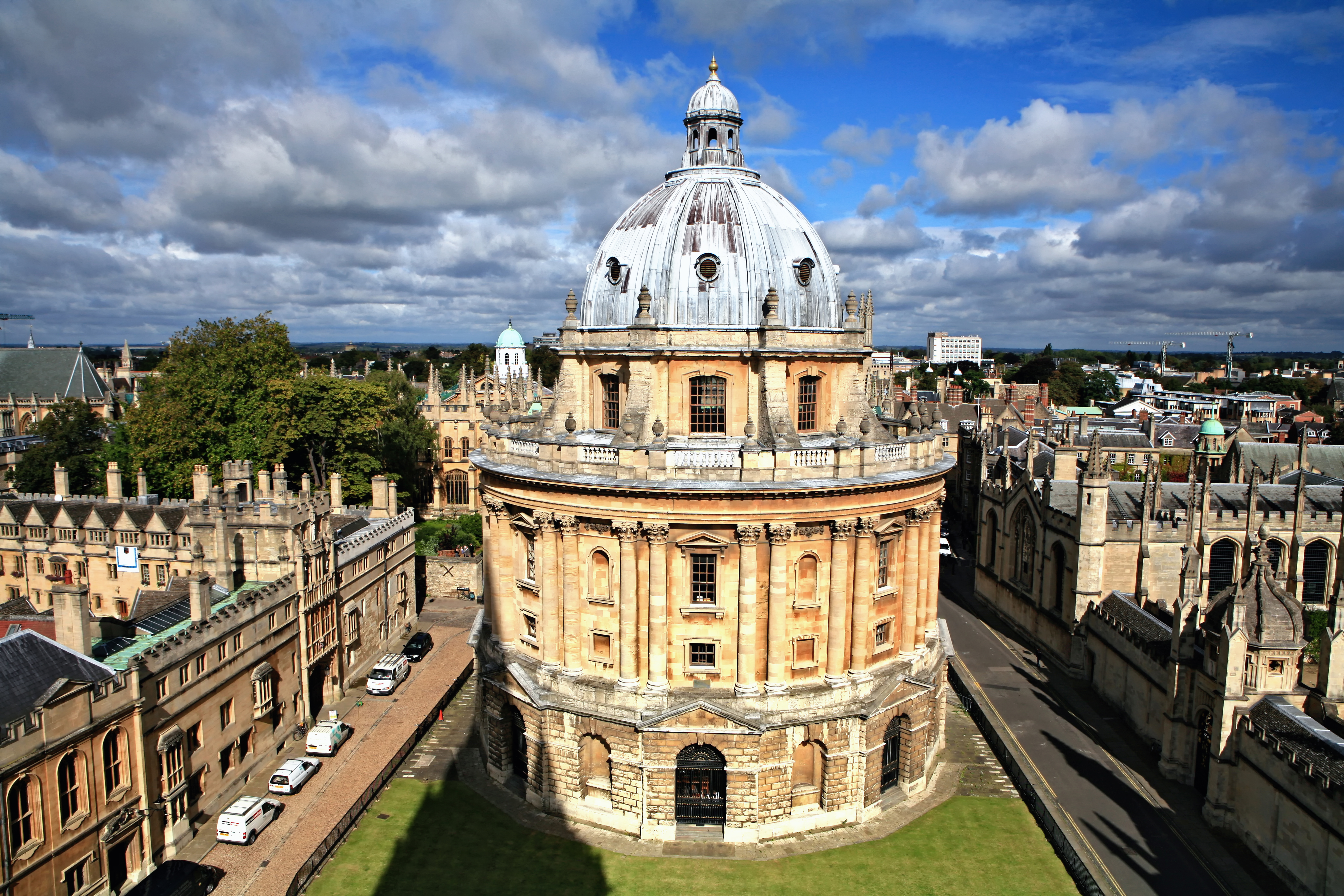 Топ 7 забележителности в Оксфорд