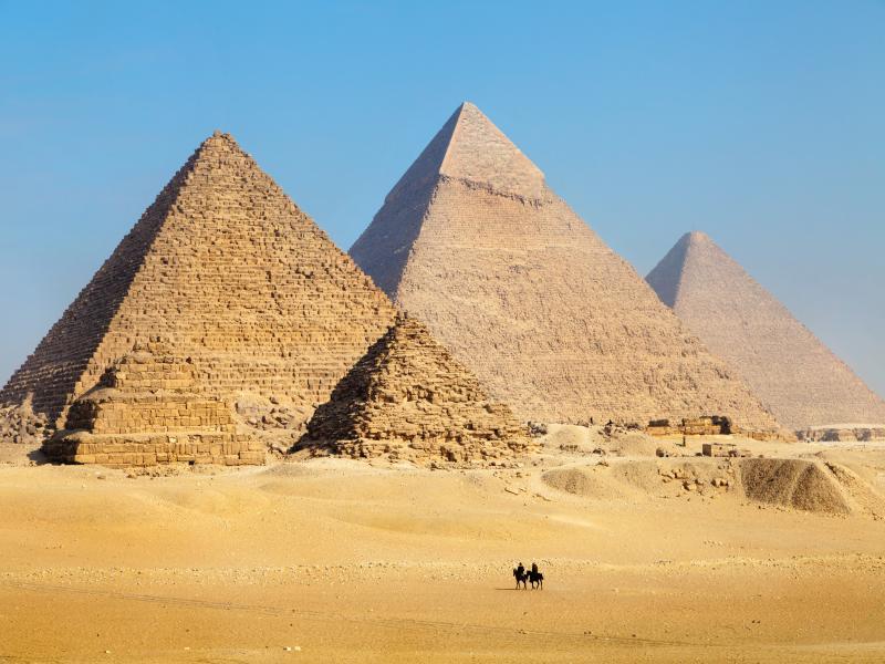 Какво да видите в Египет?