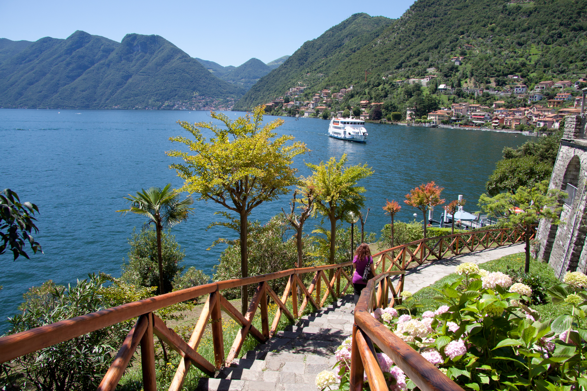 Италианските езера - несравнима красота