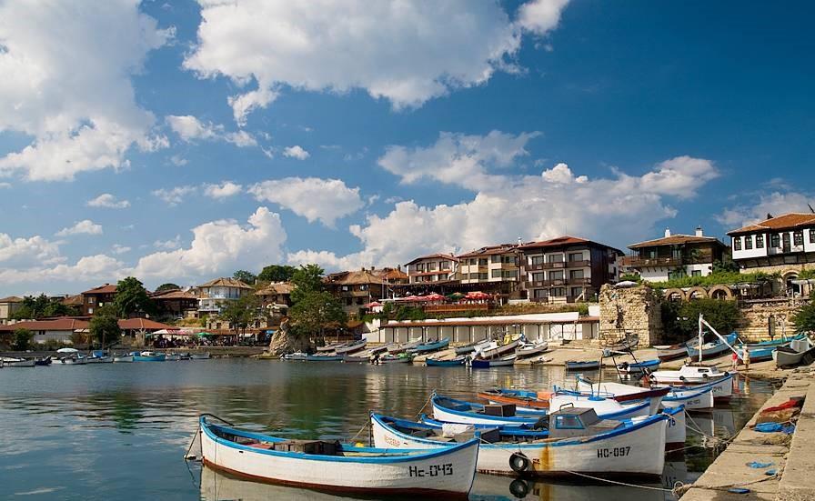 Морските курорти на България