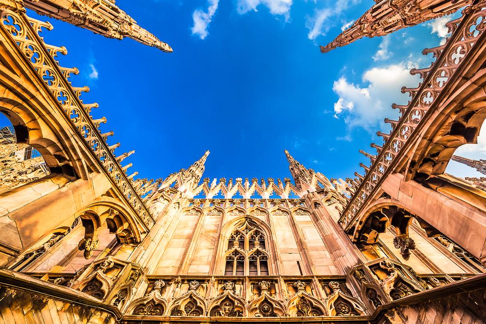 Милано - финансовата, икономическа и модна столица на Италия