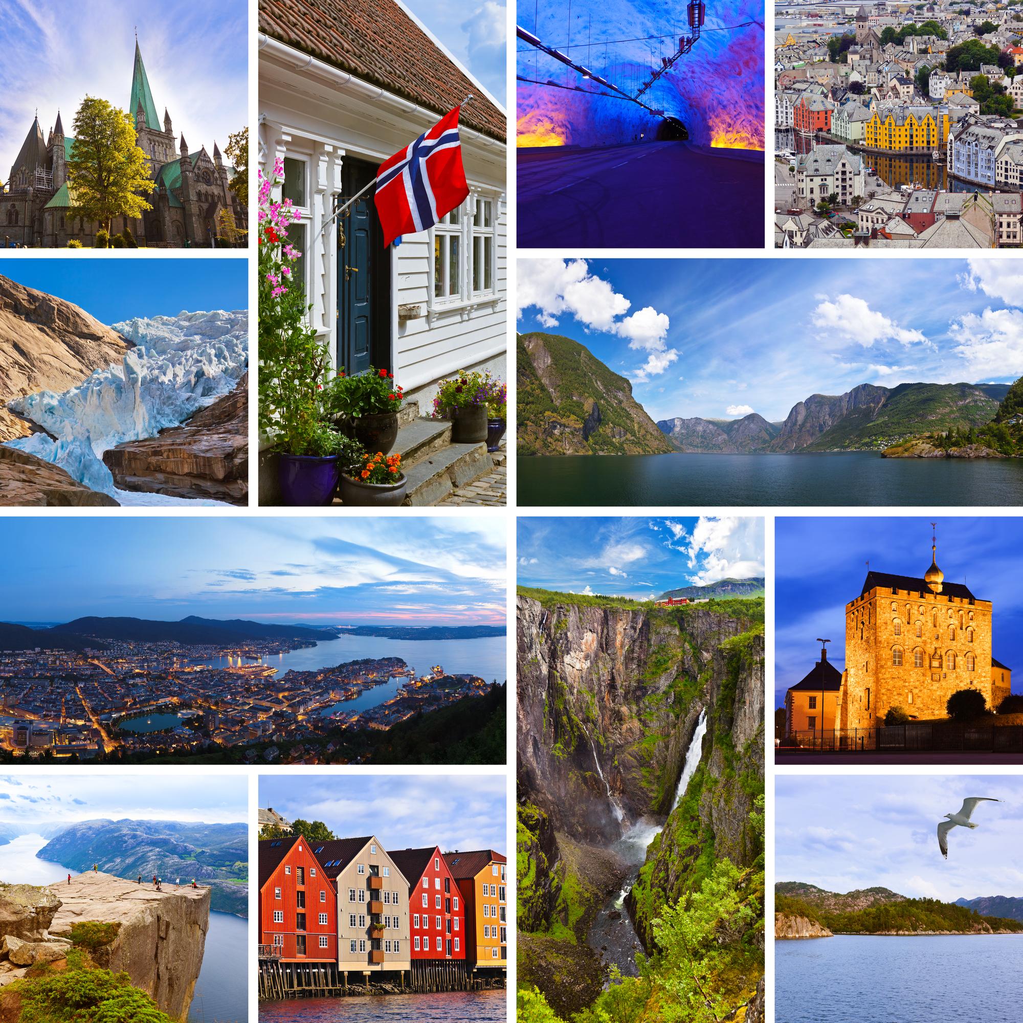 Топ 7 места в Норвегия, които трябва да посетите
