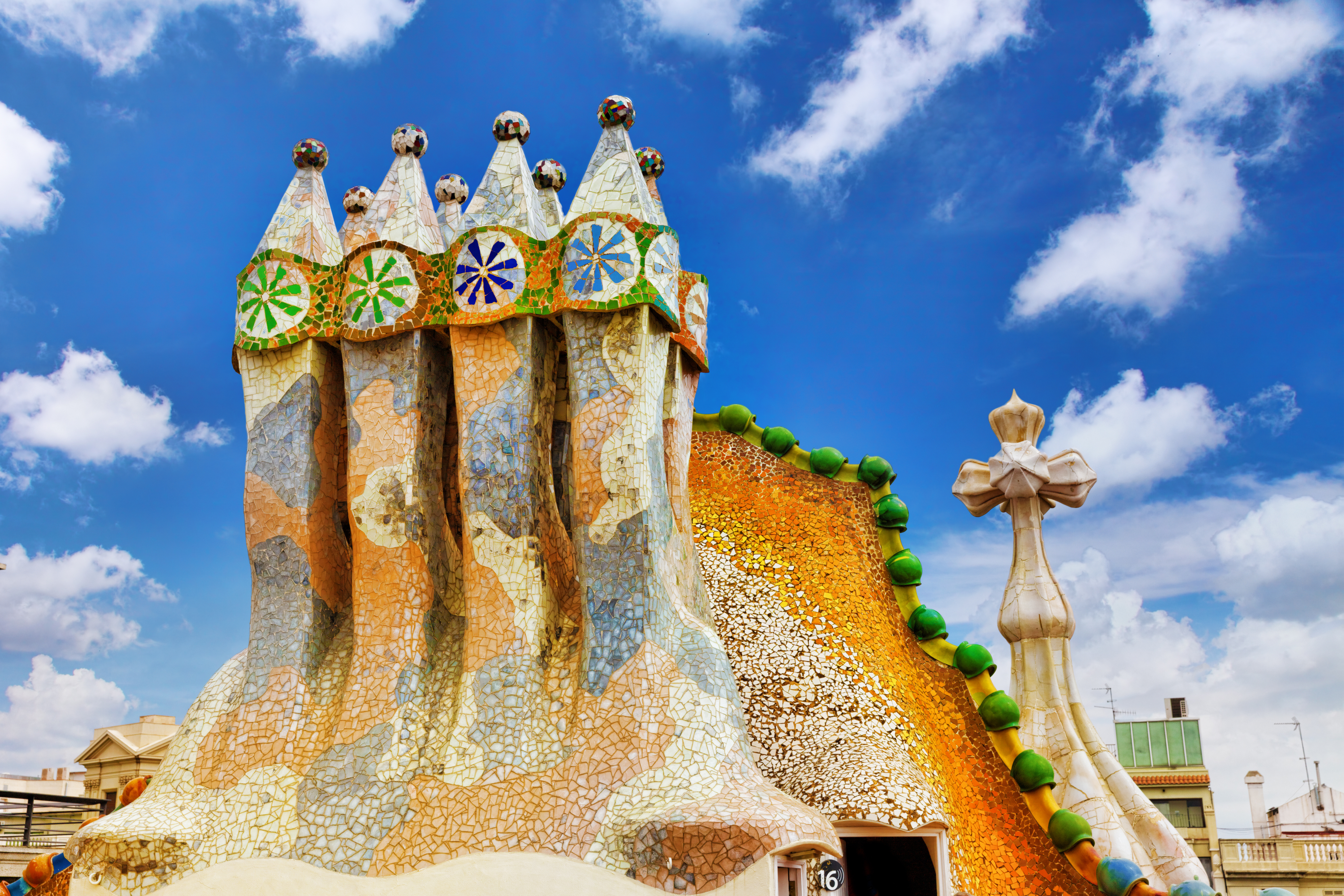 Творенията на Гауди в Барселона