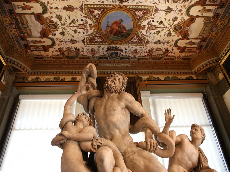 Посещение на галерия Уфици