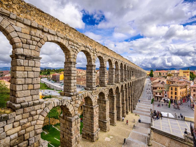 Екскурзия до Сеговия и двореца Ел Ескориал