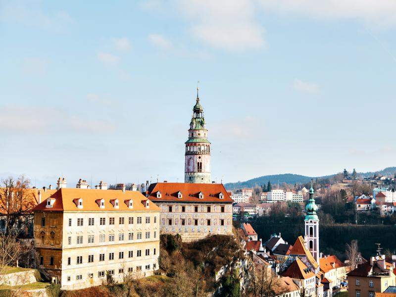 Екскурзия до Чески Крумлов и замъка Хлубока-65 евро