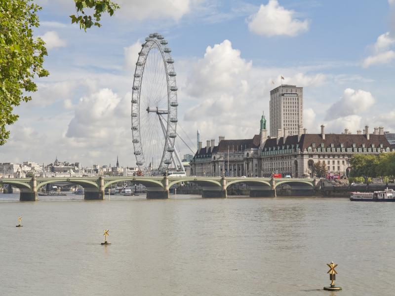 Лондонско око
