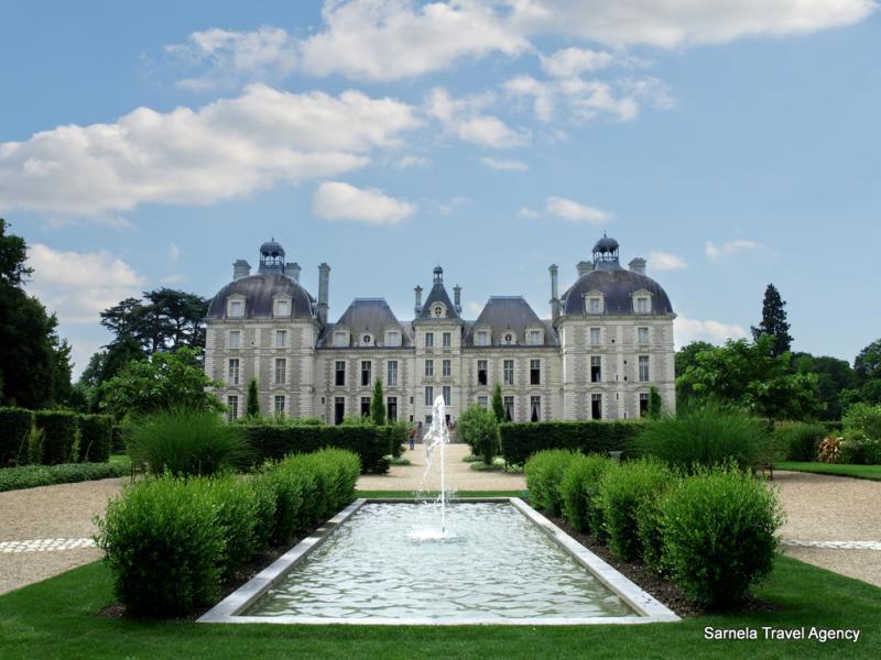 Целодневна екскурзия до замъците по Лоара- Шамбор и Шеверни