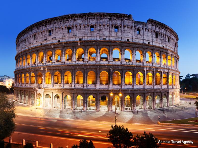 Екскурзия до Рим, Ватикана, Сан Джиминяно, Флоренция 6 нощувки 07.04.2018