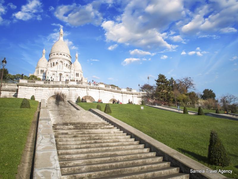 Екскурзия до Париж, Дисниленд, замъците по Лоара 30.04.2018