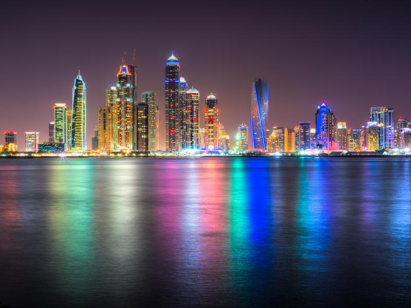 Екскурзия Дубай и Абу Даби 01.04.2018